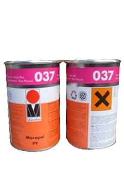 Silk screen printing inks